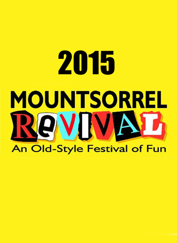 Mountsorrel REVIVAL 2015 Poster