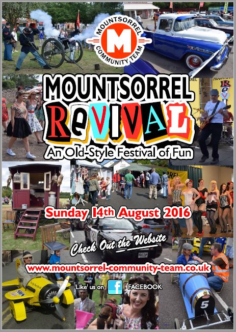 Mountsorrel REVIVAL 2016 Poster