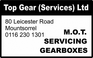 Top Gear (Services) Ltd