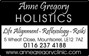RVL19 Anne Gregory Holistics