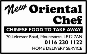 RVL19 Oriental Chef
