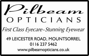 RVL19 Pilbeam Opticians